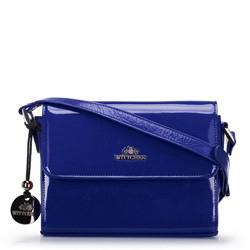 Női táska, sötétkék, 25-4-104-T, Fénykép 1