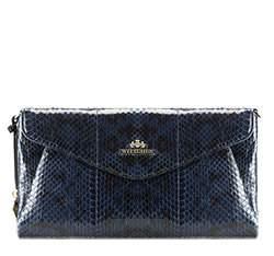 Női táska, sötétkék, 19-4-556-N, Fénykép 1