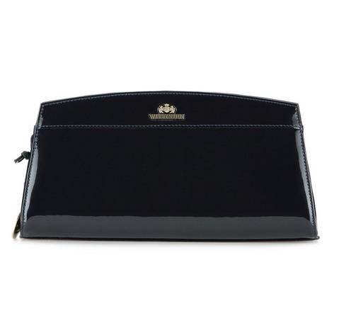 Női táska, sötétkék, 25-4-516-1, Fénykép 1