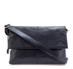 Női táska, sötétkék, 35-4-328-7, Fénykép 1