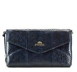 Női táska, sötétkék, 19-4-557-N, Fénykép 1