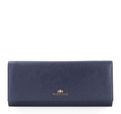 Női táska, sötétkék, 83-4-582-9, Fénykép 1