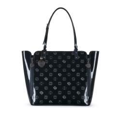Női táska, sötétkék, 34-4-588-NL, Fénykép 1