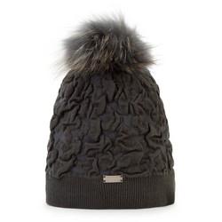 Női kalap, sötét szürke, 87-HF-018-8, Fénykép 1