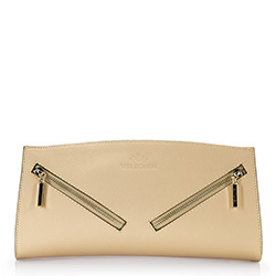 Dámská kabelka, světle béžová, 86-4E-425-9, Obrázek 1