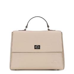 dámská kabelka, světle béžová, 87-4-575-8, Obrázek 1