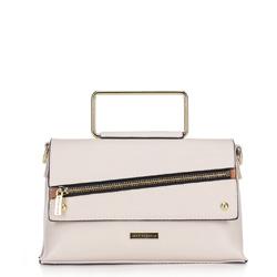 Dámská kabelka, světle béžová, 90-4Y-410-9, Obrázek 1