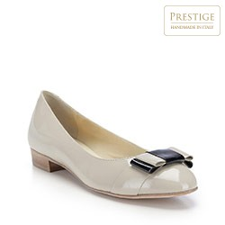 Dámské boty, světle béžová, 82-D-102-9-36, Obrázek 1