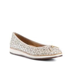 Dámské boty, světle béžová, 84-D-709-9-36, Obrázek 1