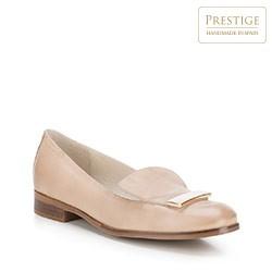 Dámské boty, světle béžová, 88-D-459-8-35, Obrázek 1