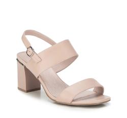 Dámské boty, světle béžová, 88-D-969-9-39, Obrázek 1
