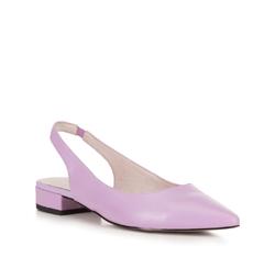 Dámské boty, světle fialová, 88-D-963-F-37, Obrázek 1