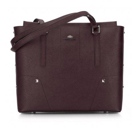 Dámská kabelka, světle fialový, 87-4E-429-V, Obrázek 1