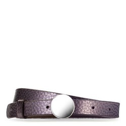 Dámský opasek, světle fialový, 87-8D-311-9-L, Obrázek 1