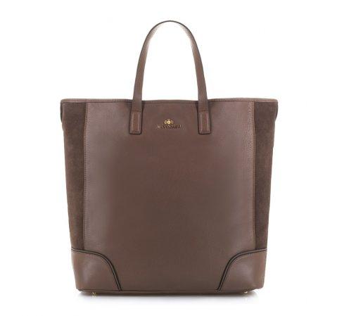 Dámská kabelka, světle hnědá, 83-4E-448-5, Obrázek 1