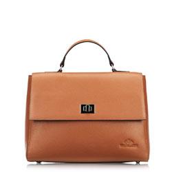 Dámská kabelka, světle hnědá, 87-4-175-5, Obrázek 1