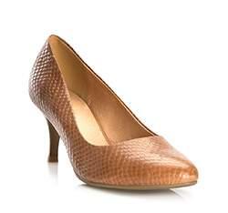 Dámské boty, světle hnědá, 80-D-510-9-37, Obrázek 1