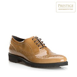 Dámské boty, světle hnědá, 81-D-110-5-38, Obrázek 1