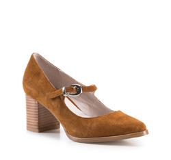 Dámské boty, světle hnědá, 84-D-904-5-37, Obrázek 1