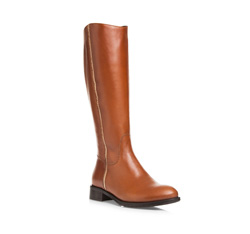 Dámské boty, světle hnědá, 85-D-209-5-41, Obrázek 1
