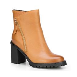 Dámské boty, světle hnědá, 87-D-958-5-37, Obrázek 1
