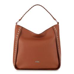 Dámská kabelka, světle hnědá, 90-4Y-350-5, Obrázek 1
