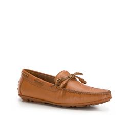 Pánské boty, světle hnědá, 86-M-905-5-43, Obrázek 1