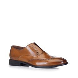 Pánské boty, světle hnědá, 88-M-923-5-41, Obrázek 1