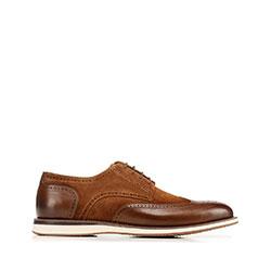 Panské boty, světle hnědá, 92-M-503-5-42, Obrázek 1
