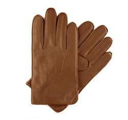 Pánské rukavice, světle hnědá, 39-6-348-6-L, Obrázek 1