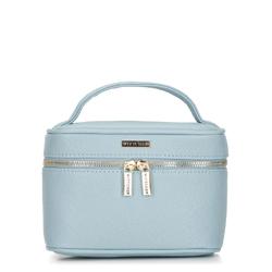 Kosmetická taška, světle modrá, 92-3-107-N, Obrázek 1