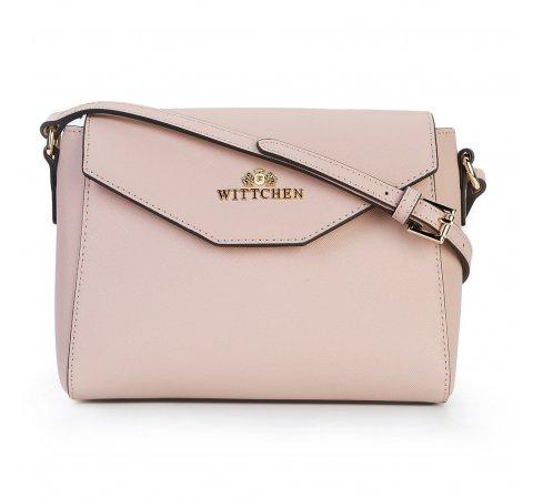 Dámská kabelka, světle růžová, 29-4E-002-P, Obrázek 1