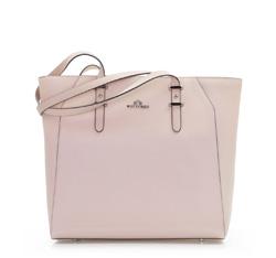 Dámská kabelka, světle růžová, 86-4E-421-P, Obrázek 1