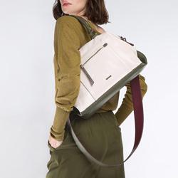 Dámská kabelka, světle růžová, 86-4Y-101-P, Obrázek 1