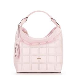 Dámská kabelka, světle růžová, 90-4Y-754-P, Obrázek 1