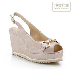 Dámské boty, světle růžová, 84-D-113-P-39_5, Obrázek 1