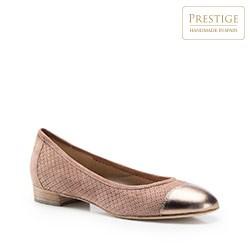 Dámské boty, světle růžová, 86-D-113-P-39, Obrázek 1