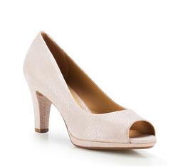 Dámské boty, světle růžová, 86-D-706-P-39, Obrázek 1