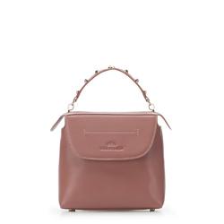 Dámská kabelka, světle růžový, 87-4E-226-P, Obrázek 1