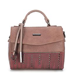 Dámská kabelka, světle růžový, 88-4Y-415-P, Obrázek 1