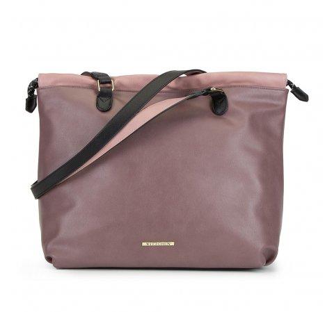 Dámská kabelka, světle růžový, 90-4Y-711-V, Obrázek 1