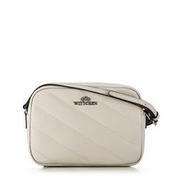 Dámská kabelka, světle šedá, 89-4-244-8, Obrázek 1
