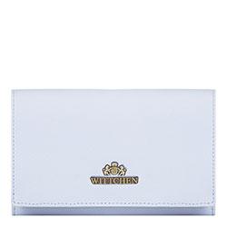 Peněženka, světle šedá, 13-1-081-BL, Obrázek 1