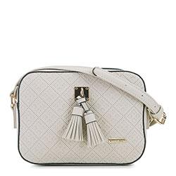 Dámská kabelka, světle šedá, 90-4Y-609-0, Obrázek 1