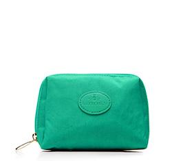 Toaletní taška, světle zelená, 85-4P-001-0, Obrázek 1