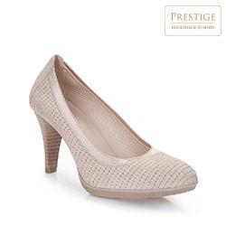 Обувь женская, светло-бежевый, 86-D-300-0-39, Фотография 1