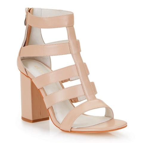 Обувь женская, светло-бежевый, 86-D-902-9-37, Фотография 1