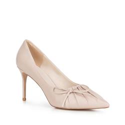 Туфли, светло-бежевый, 90-D-900-5-37, Фотография 1