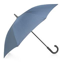 Полуавтоматический зонт с логотипом, светло голубой, PA-7-152-7, Фотография 1