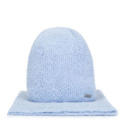 Женский зимний комплект из нейлона пастельный, светло-голубой, 93-SF-005-N, Фотография 1